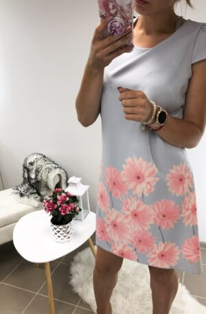 Hallil põhjal kleit
