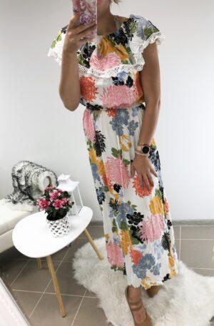 Suvine maxi kleit