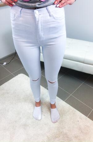 Valged stretsid teksad