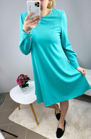Türkiissinine kleit