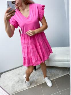 Fuksia kleit