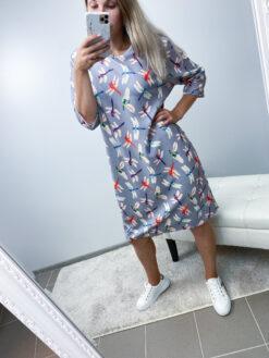 Kiilidega kleit