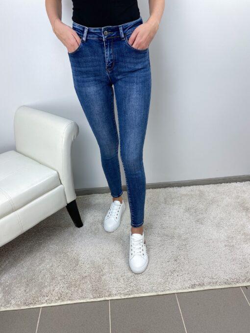 Sinised stretchid teksad