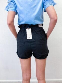 Lühikesed pehmed teksad