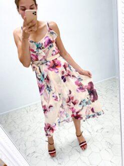 pikem lilleline kleit