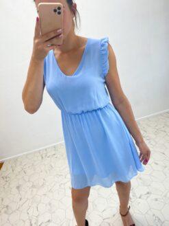 Helesinine kleit