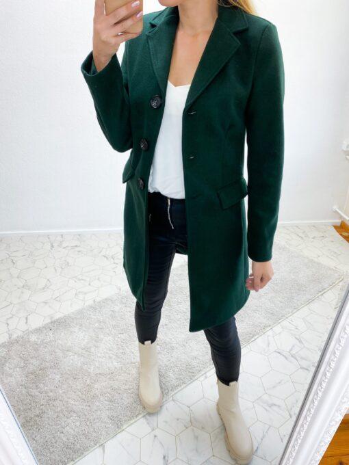 Roheline sügismantel